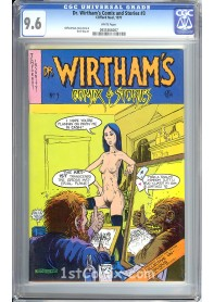 Dr. Wirtham's Comix & Stories #3
