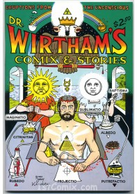 Dr. Wirtham's Comix & Stories #7 - 8