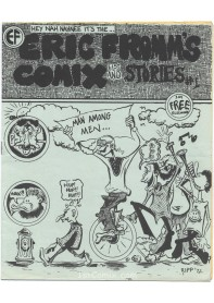 Eric Fromm's Comix List and Stories #1
