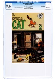 Fat Freddy's Cat #2