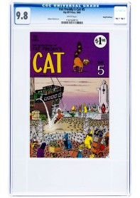 Fat Freddy's Cat #5