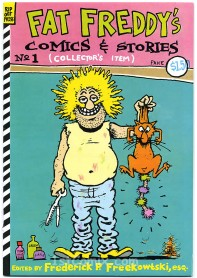 Fat Freddy's Comics and Stories #1