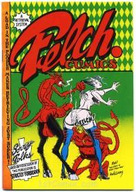 Felch Cumics
