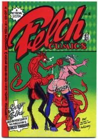 Felch Cumics - 2nd