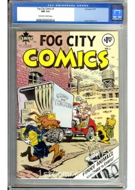 Fog City Comics #1