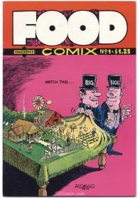 Food Comix #1