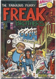 Freak Brothers #1 - 13th