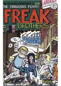 Freak Brothers #1 - 19th