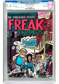 Freak Brothers #1 - 11th