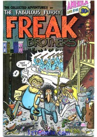 Freak Brothers #1