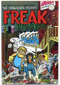 Freak Brothers #1 - 7th