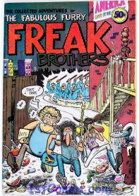 Freak Brothers #1 - 2nd