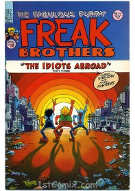 Freak Brothers #10