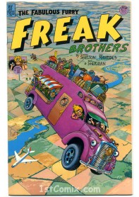 Freak Brothers #11