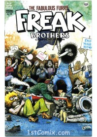 Freak Brothers #13