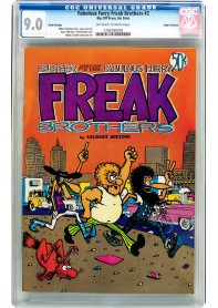 Freak Brothers #2 - 3rd