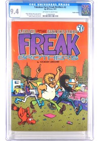 Freak Brothers #2