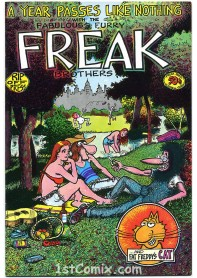 Freak Brothers #3