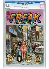 Freak Brothers #4