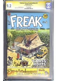 Freak Brothers #5