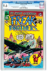 Freak Brothers #6