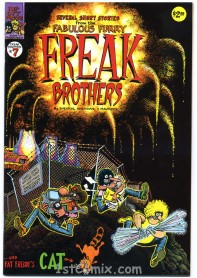 Freak Brothers #7