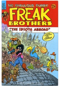 Freak Brothers #8