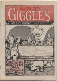 Glass City Giggles Anthology