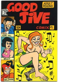 Good Jive Comix #1