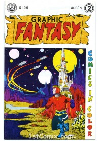 Graphic Fantasy #2