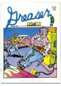Greaser Comics #1