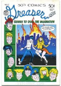 Greaser Comics #2