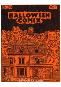 Halloween Comix 2
