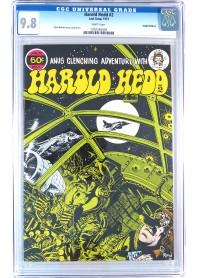 Harold Hedd No.2