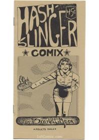 Hash-Slinger Comix