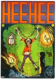 Hee Hee Comics