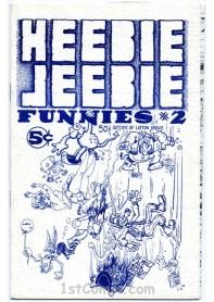 Heebie Jeebie 2