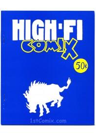 High-Fi Comix #1