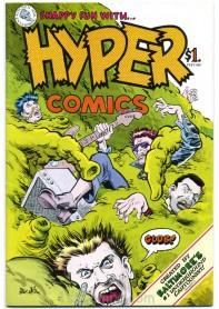Hyper Comics