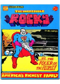 The Incredible Rocky - 2nd