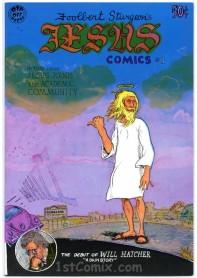 Jesus 3 - Jesus Comics