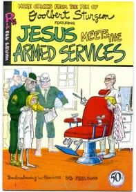 Jesus 2 - Jesus Meets the Armed Services