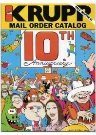 Krupp Catalog, 10th Anniversary