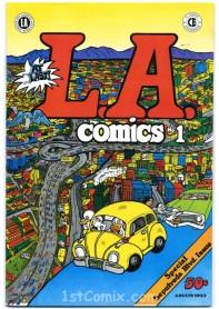 L.A. Comics No.1