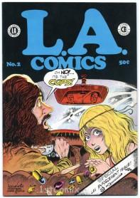L.A. Comics No.2