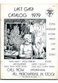Last Gasp Catalog, 1979