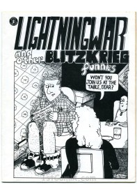 Lightningwar and Other Blitzkrieg Funnies