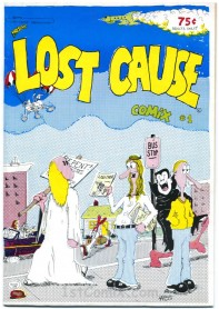 Lost Cause Comix #1