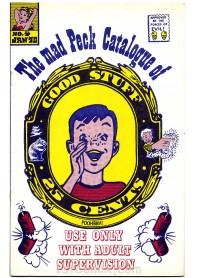 Mad Peck Catalog of Good Stuff #4