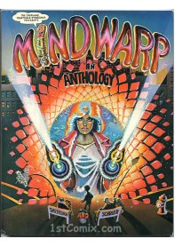 Mindwarp, An Anthology
